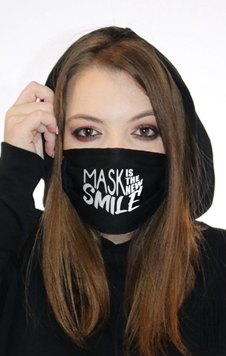 Mască Mask is the New Smile