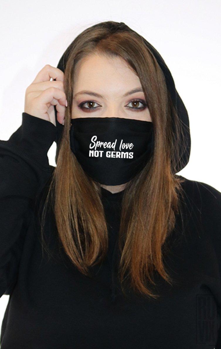 Mască Spread Love Not Germs