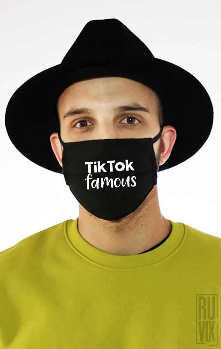 Mască TikTok Famous