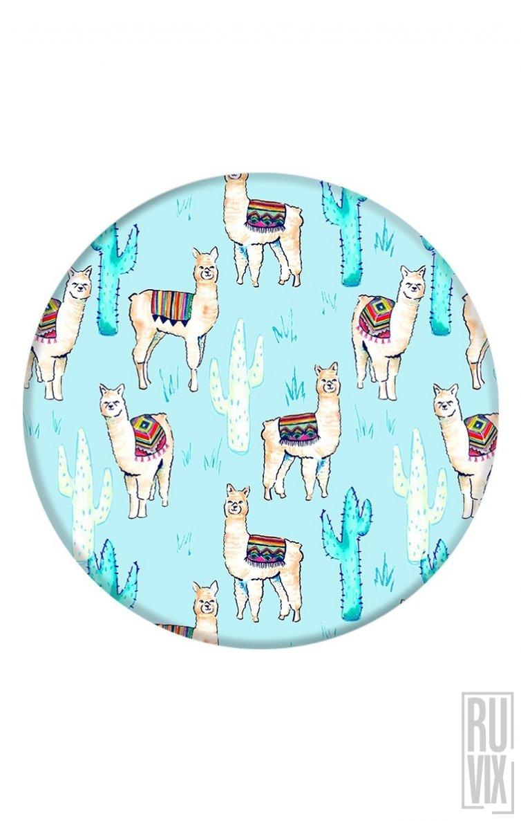 Furry Peru Popsocket Original