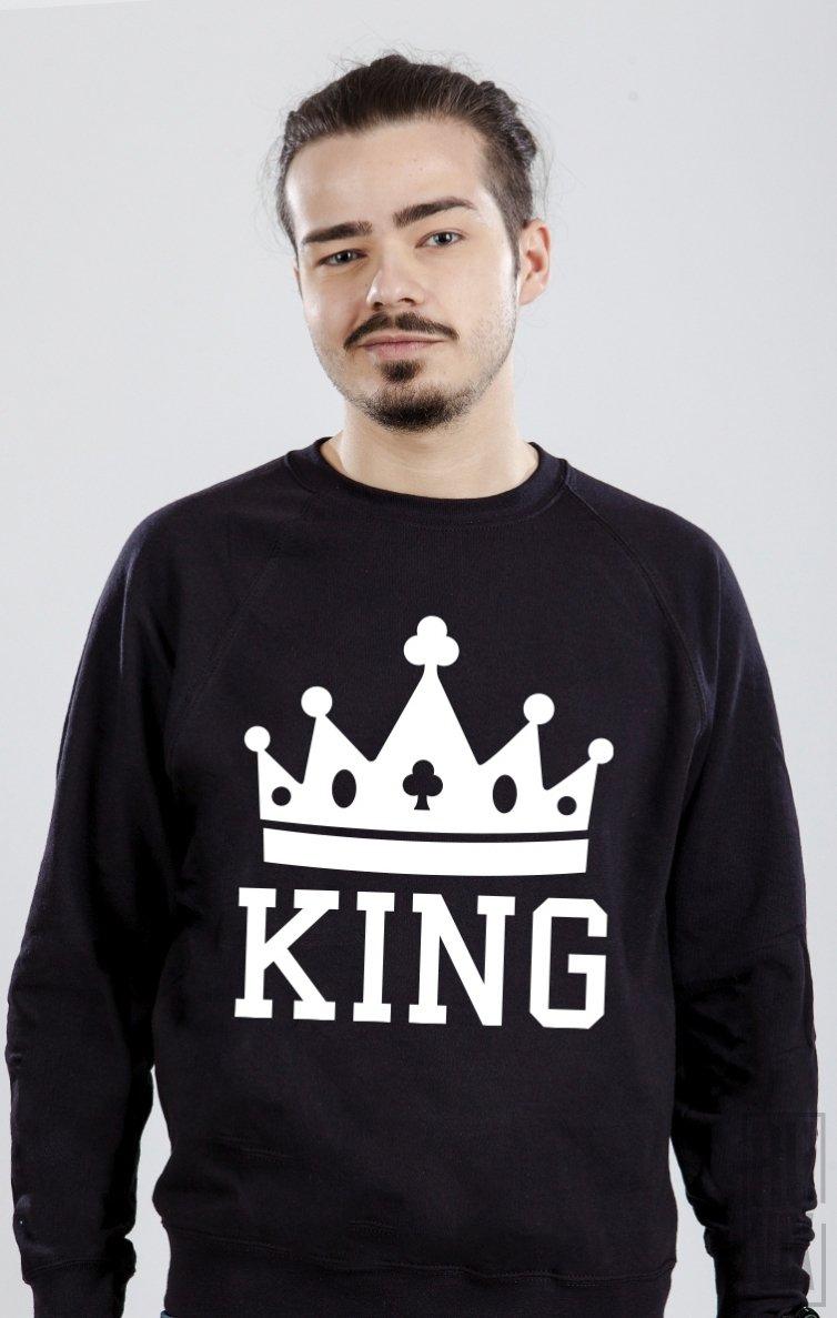 PROMOȚIE Sweatshirt King
