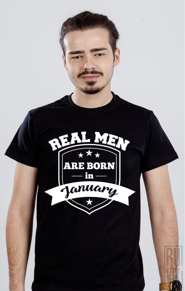 PROMOȚIE Tricou Real Men January