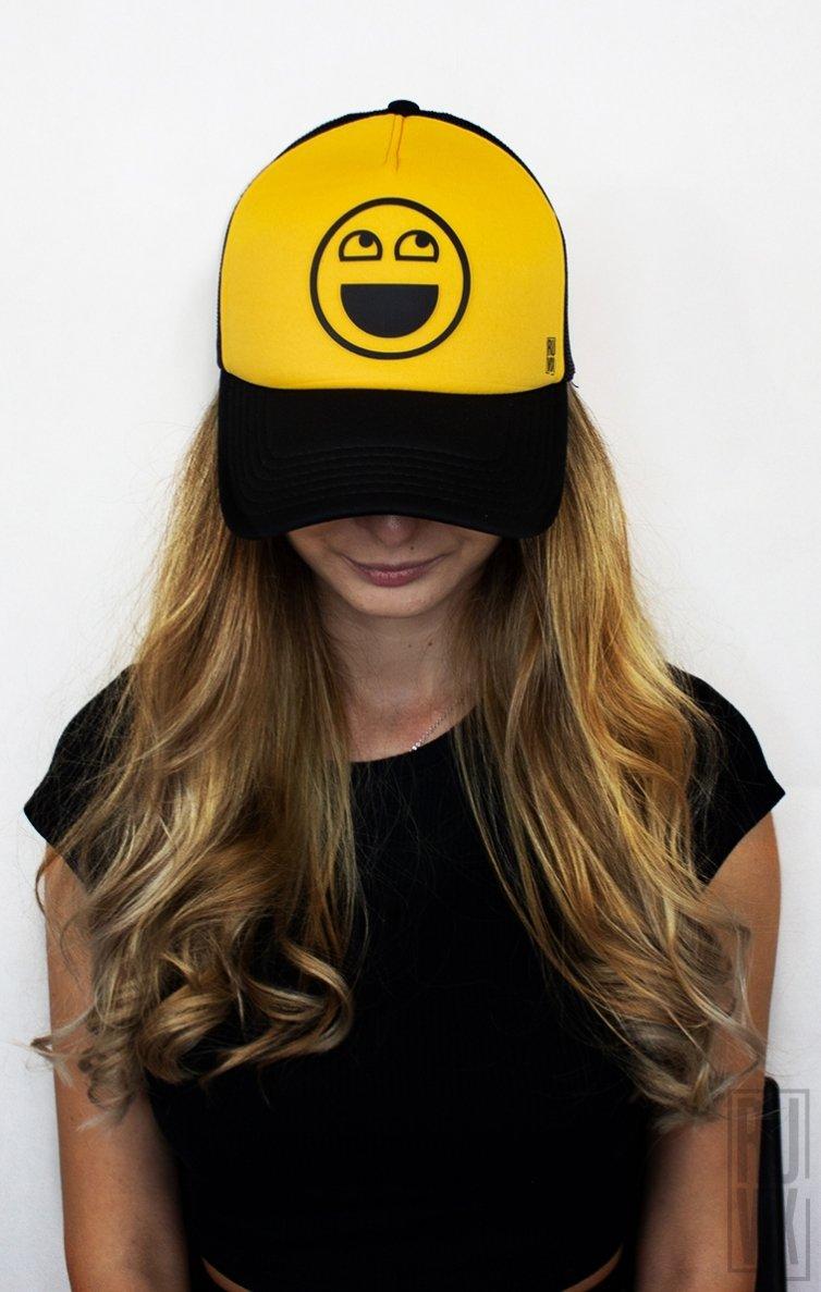 Șapcă Emoticon