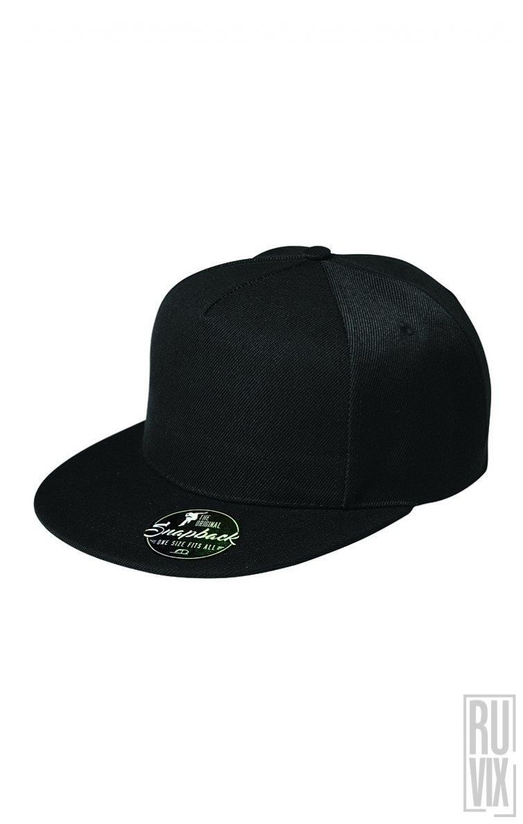 Șapcă Cozoroc Drept Personalizată (Snapback)