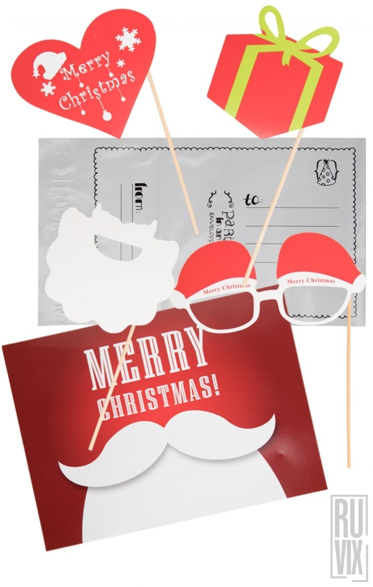 Set Felicitare Merry Christmas