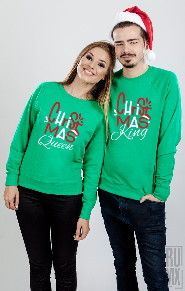 Set Sweatshirt Christmas Royalties