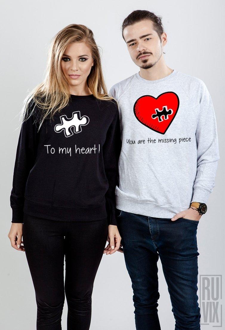 Set Sweatshirt Missing Piece