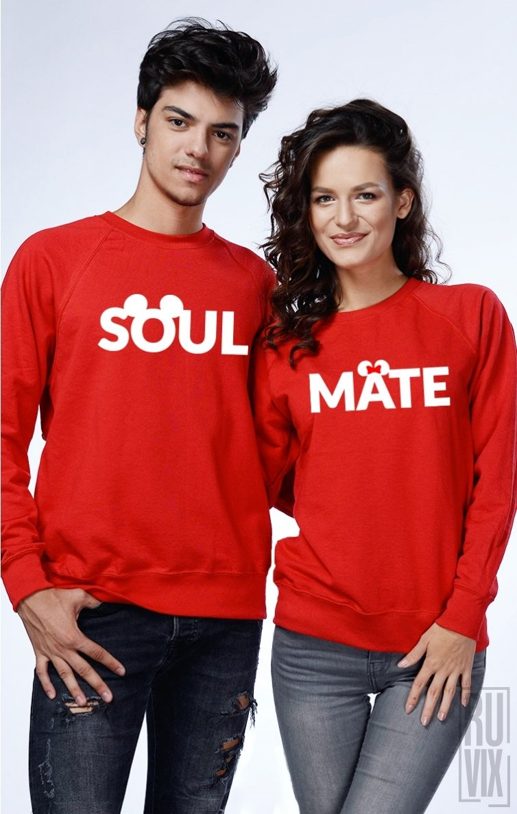 Set Sweatshirt ROSU Soul Mate