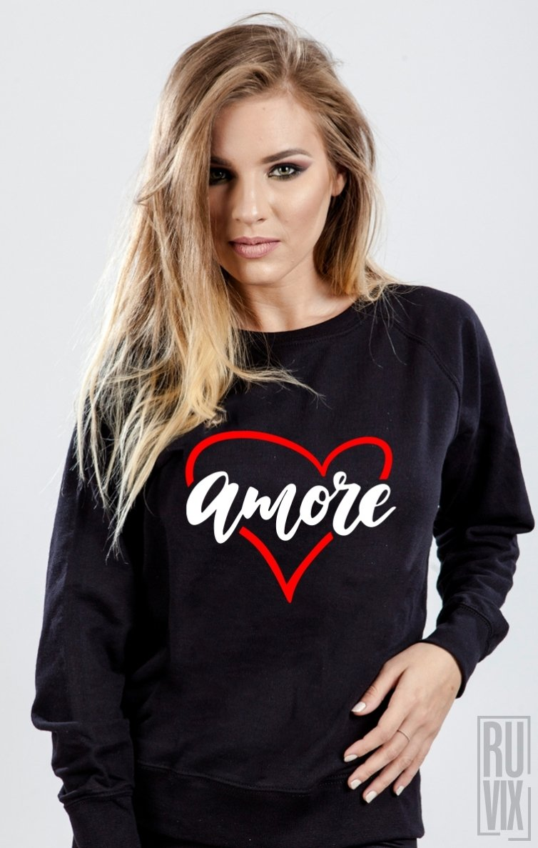 Sweatshirt Amore