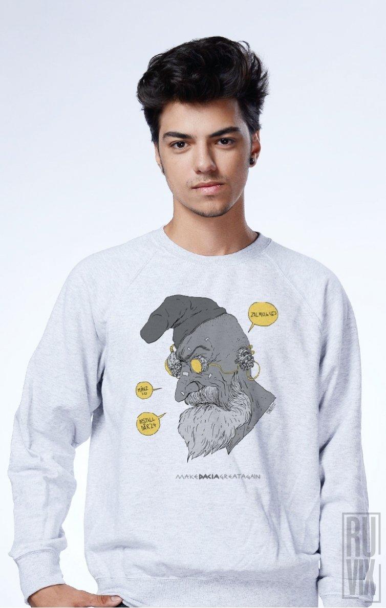 Sweatshirt Cyber-dac