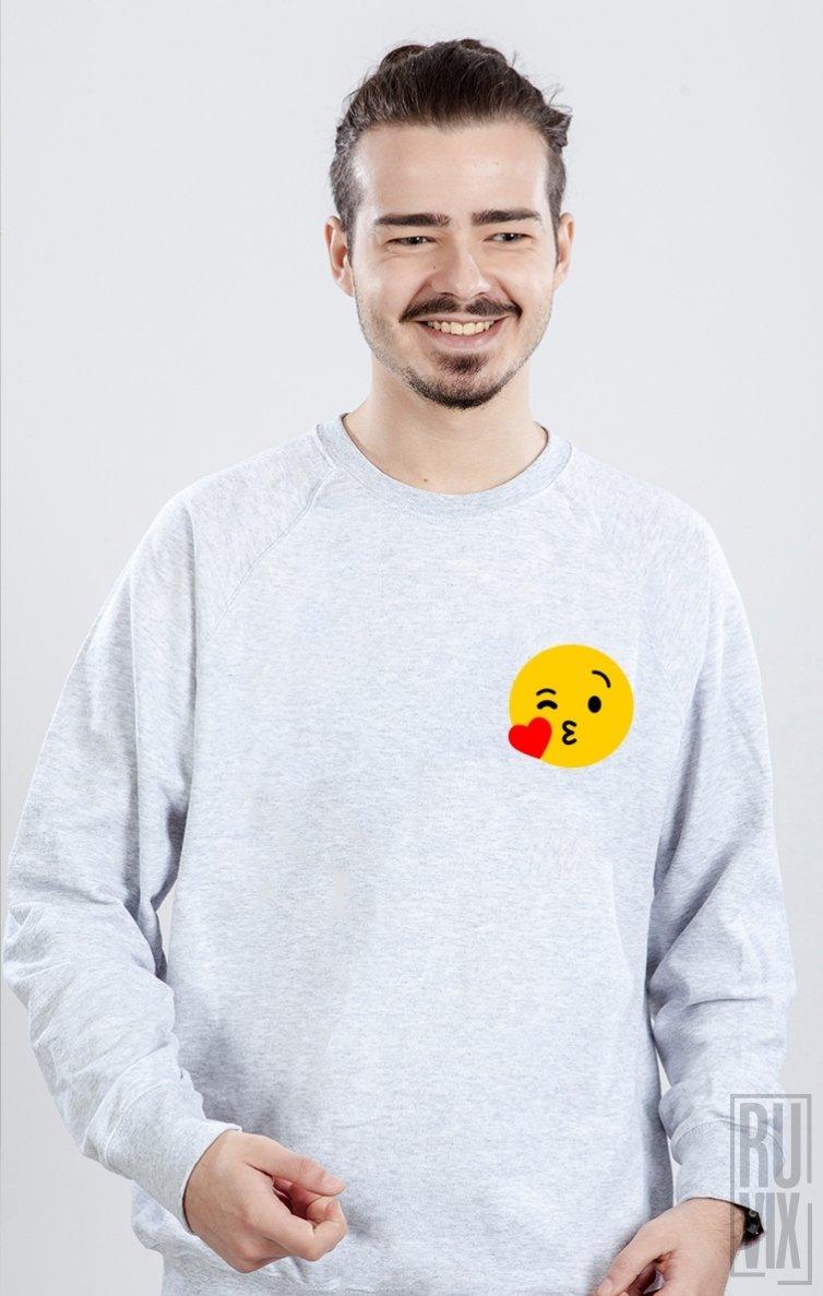 Sweatshirt Emoticon Pupic