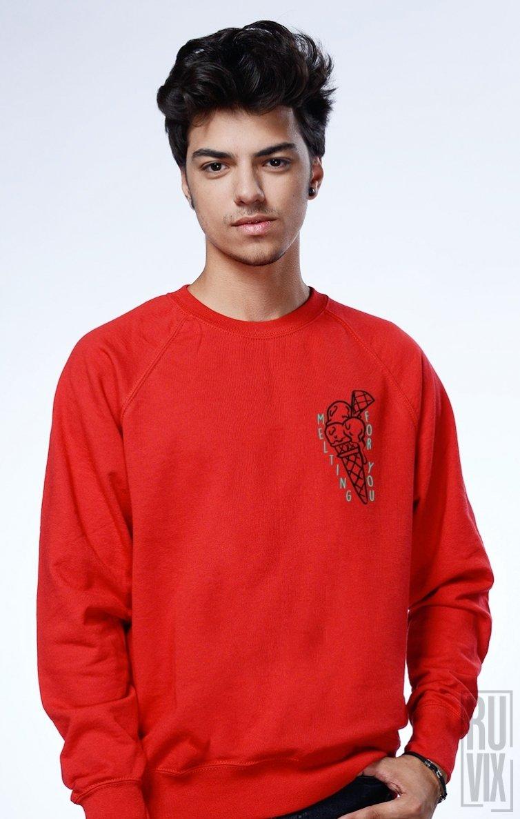 Sweatshirt Melting for You