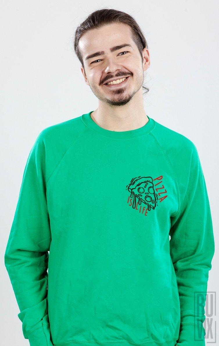 Sweatshirt Pizza is Life