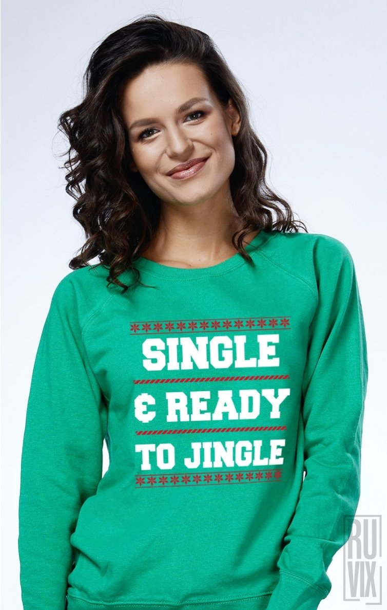 Sweatshirt Ready to Jingle