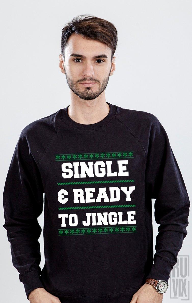 Sweatshirt Ready to Jingle