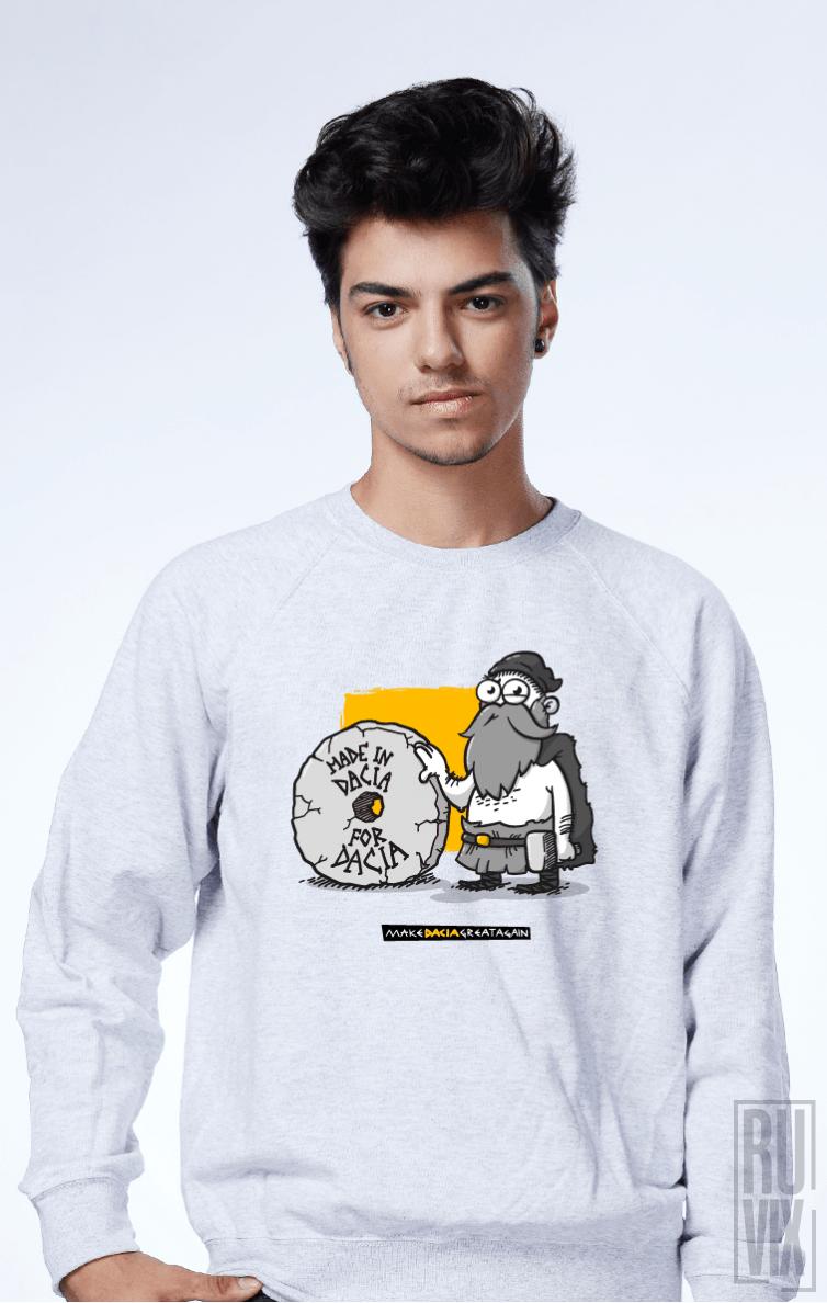 Sweatshirt Roata Dacică
