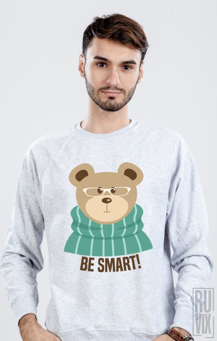 Sweatshirt Smart Bear