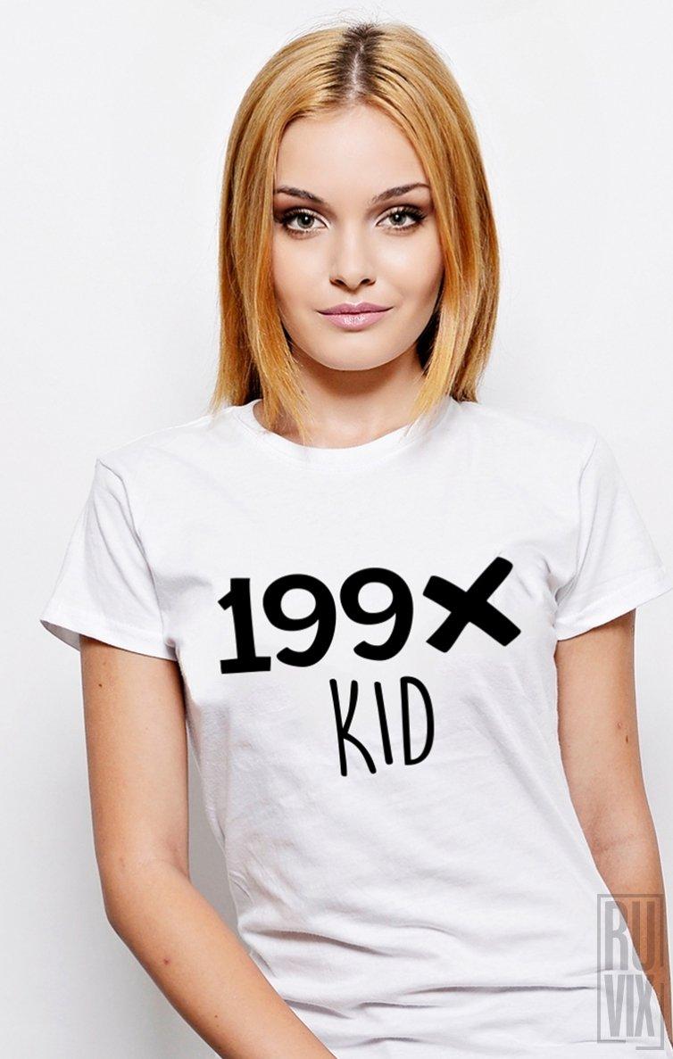 Tricou 1990's KID