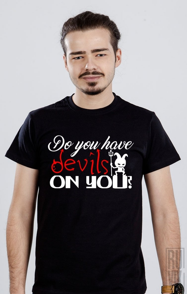 Tricou Ai draci pe tine?