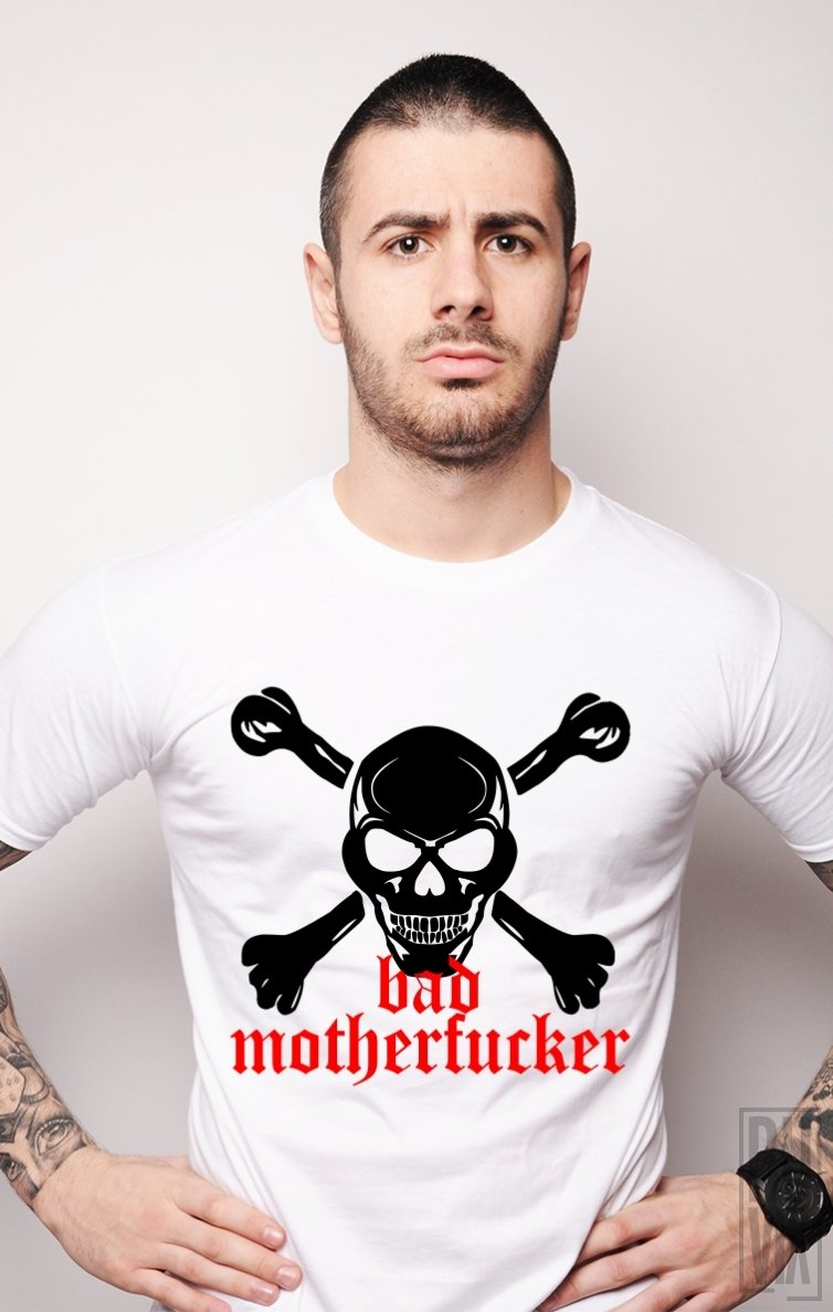 Tricou Bad MDFK