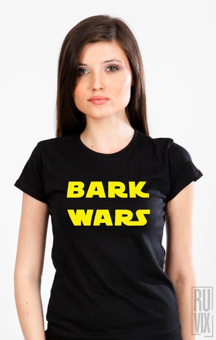 Tricou Bark Wars