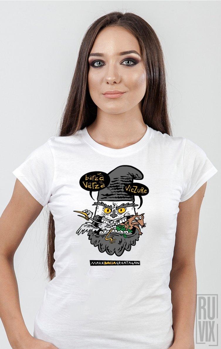 Tricou Barza Varza Viezure