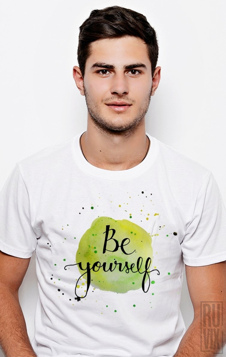 Tricou Be Yourself