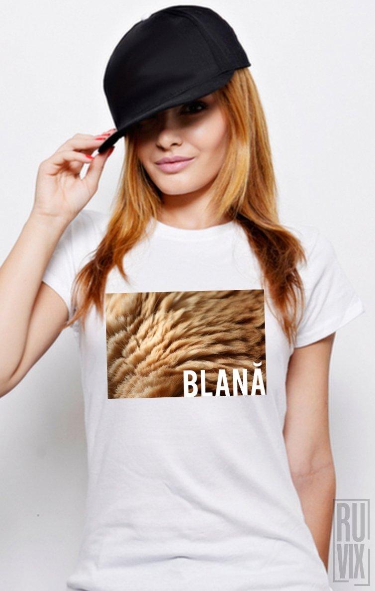 Tricou Blană