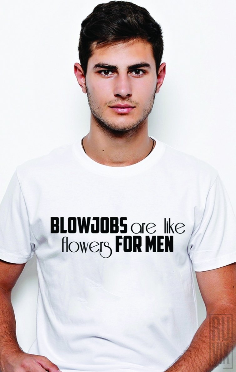 Tricou Blowjobs