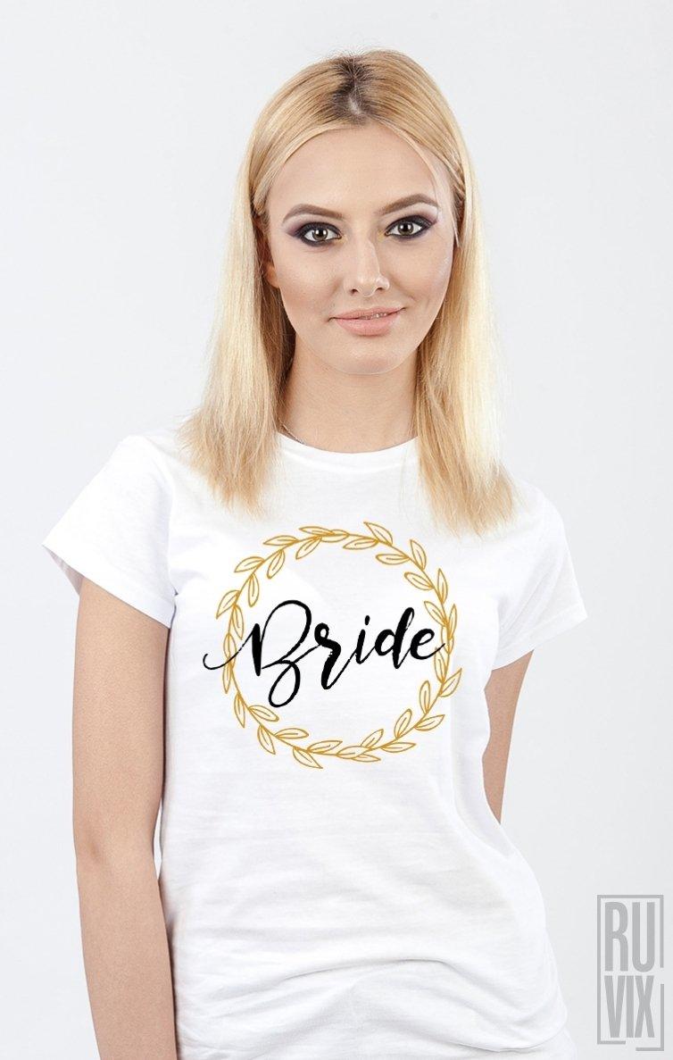 Tricou Bride (Coroniță)