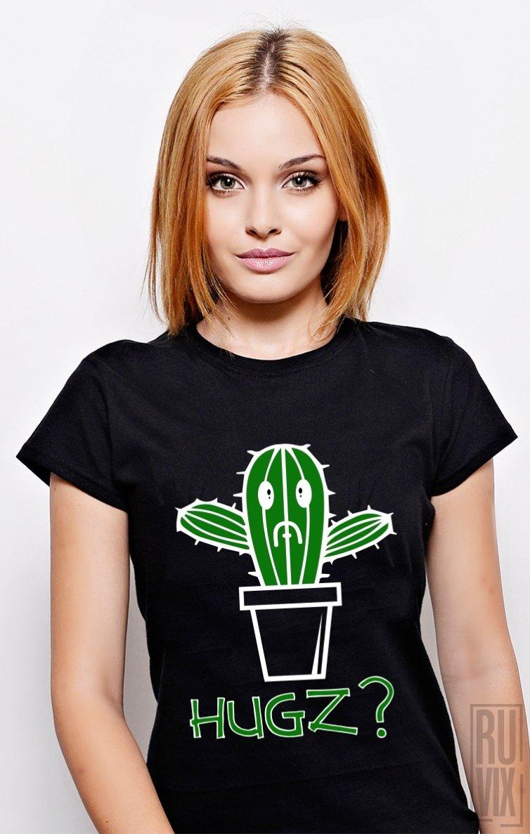 PROMOȚIE Tricou Cactus Hugz