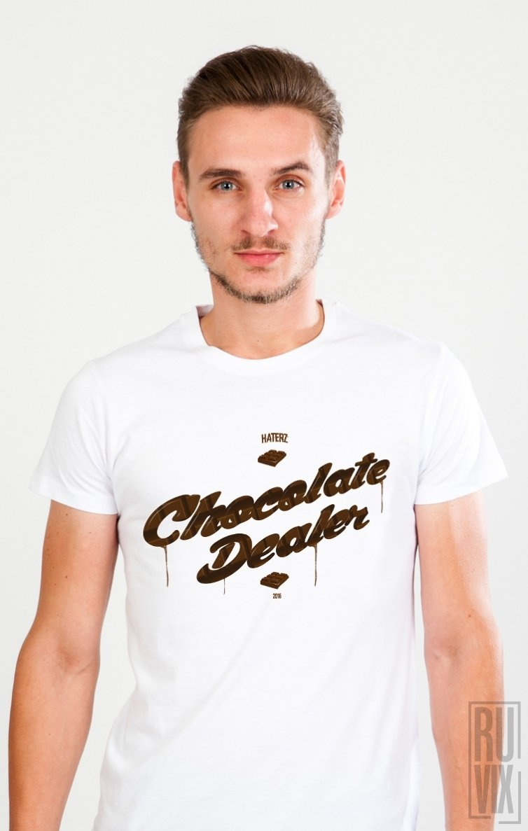 Tricou Chocolate Dealer