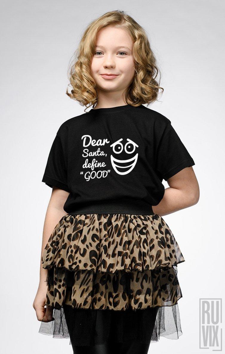 Tricou de Copii Define Good