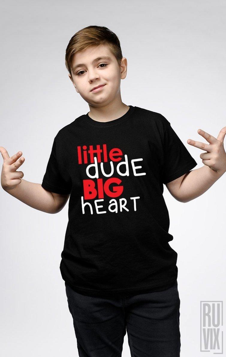Tricou de Copii Little Dude