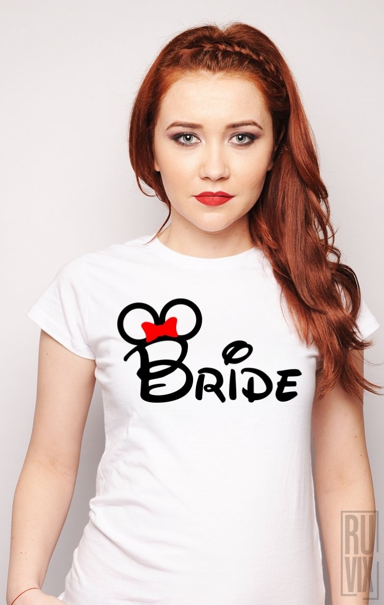 Tricou Disney Bride