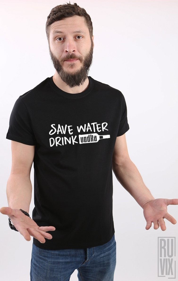 Tricou Drink Vodka