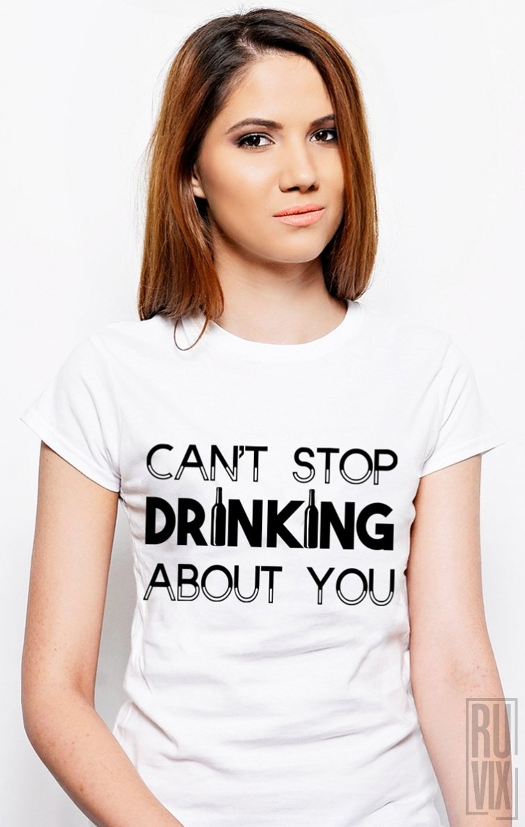 Tricou Drinking