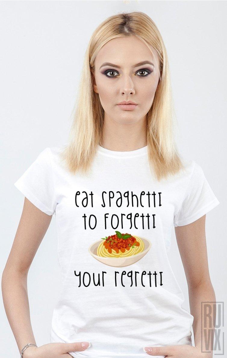 Tricou Eat Spaghetti