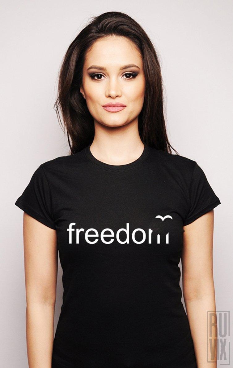 Tricou Freedom