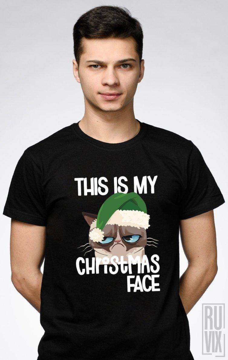 Tricou Grumpy Christmas