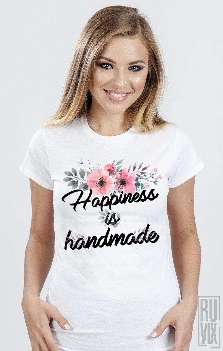 Tricou Handmade (Flower Edition)