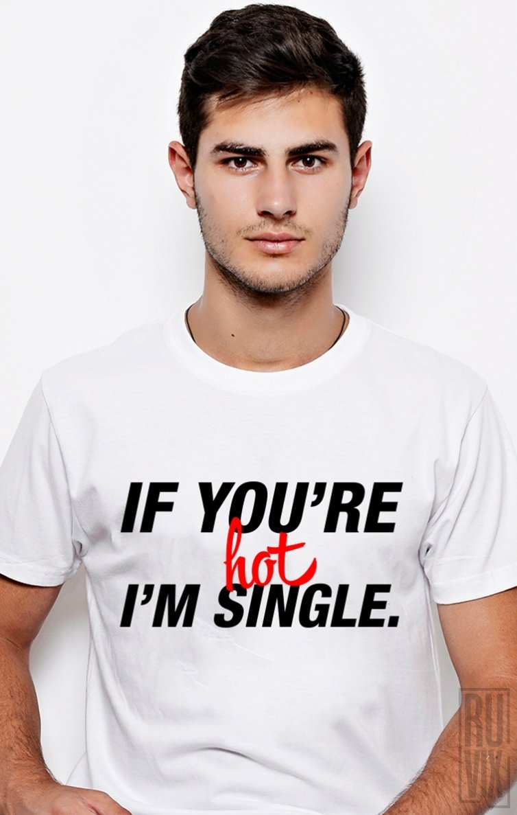 Tricou Hot and Single