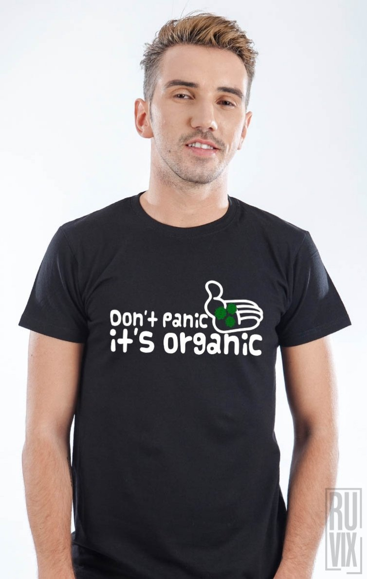 Tricou It's Organic