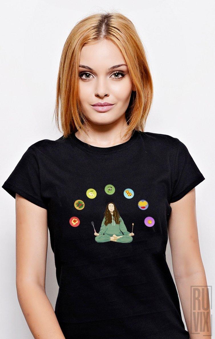 Tricou Meditație