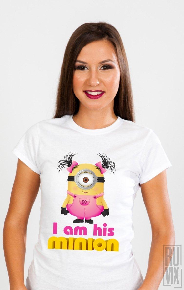 Tricou His Minion