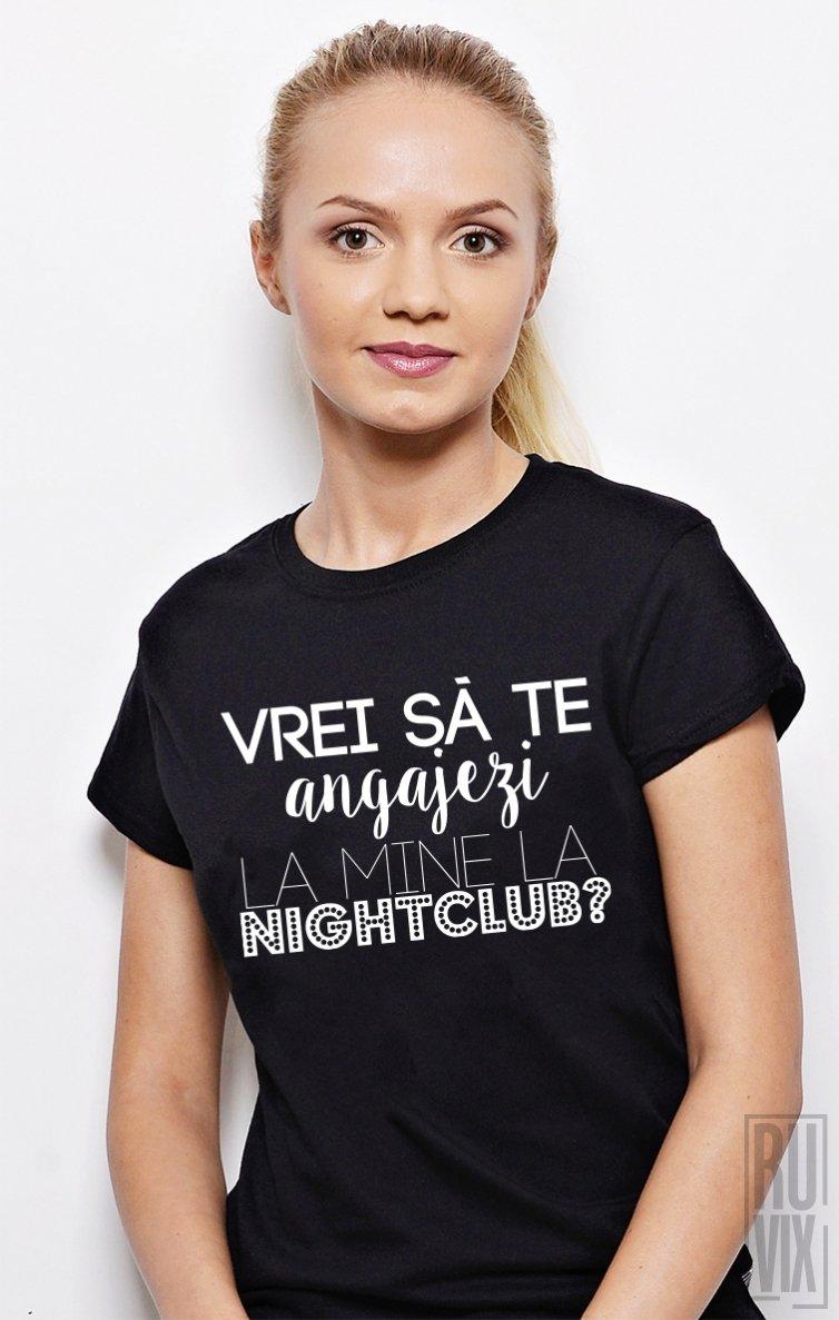 Tricou Nightclub