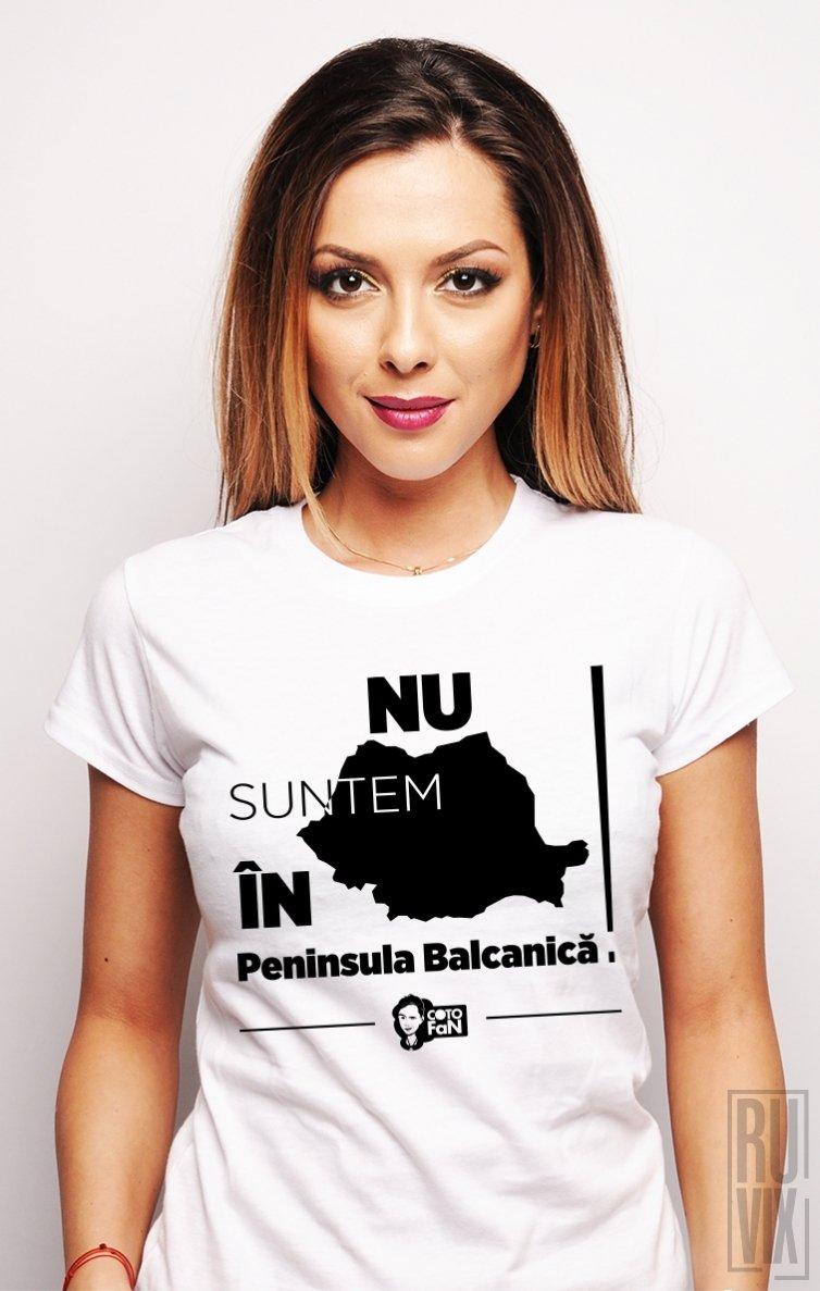 Tricou Peninsula Balcanică