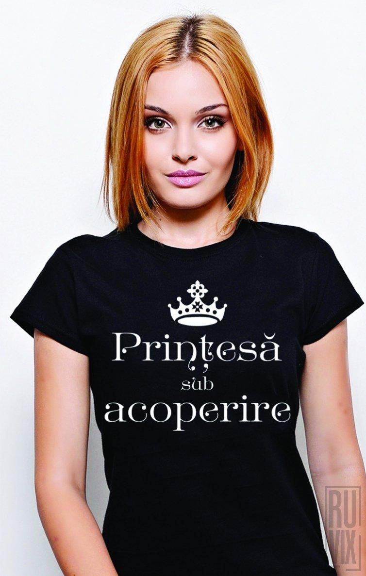 Tricou Prințesă sub Acoperire