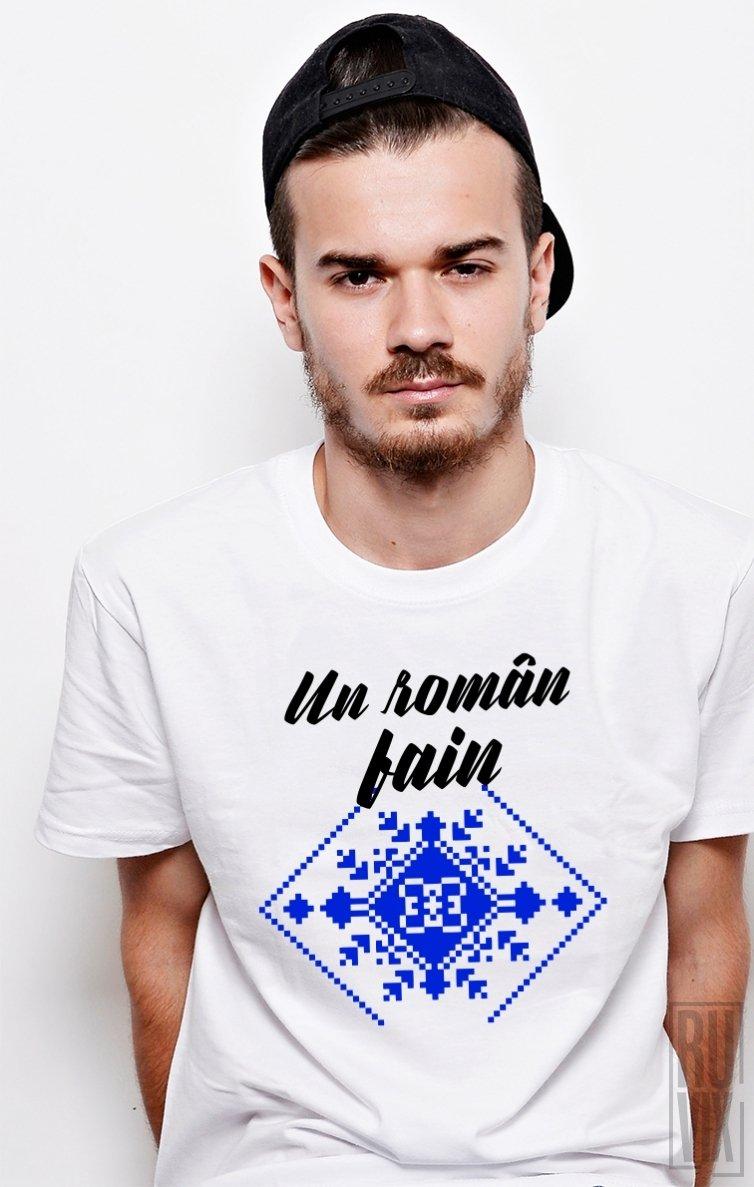 Tricou Român Fain