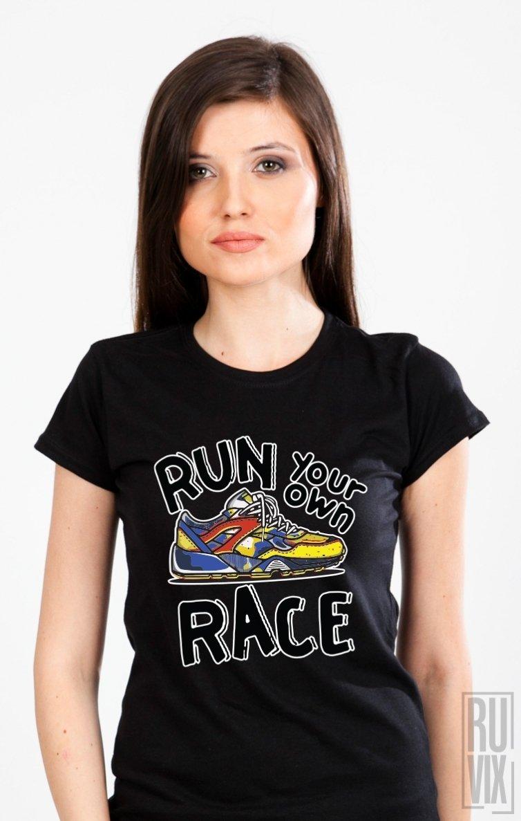 Tricou Run Your Own Race